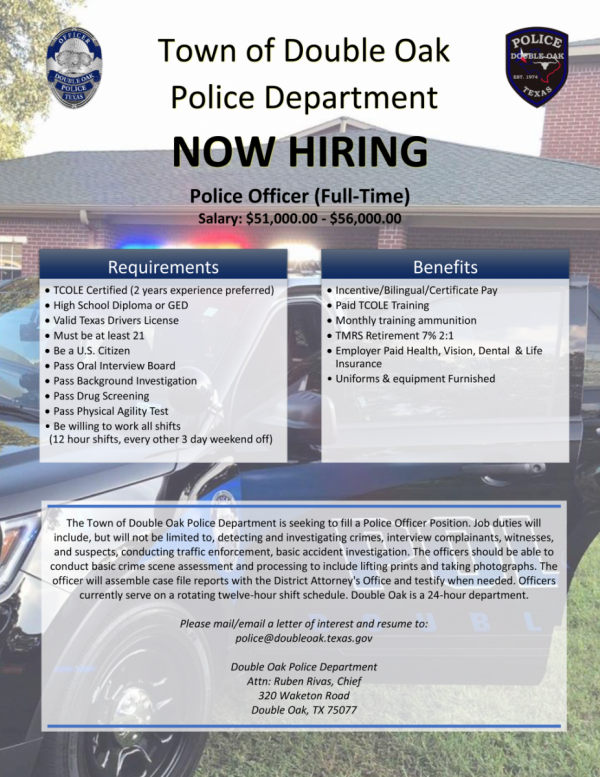 DOPD Recruiting