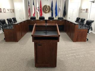 Town Council Chambers