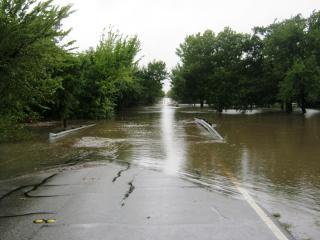 Kings Road Flooding