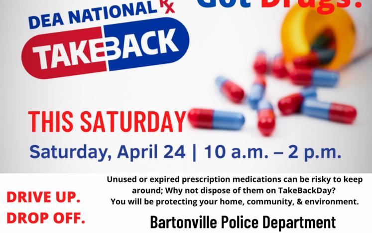 Drug Takeback Day