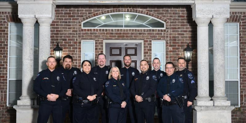 2021 Police Department Photo